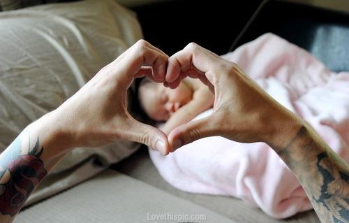 Mostrar afecto enfrente nuestros hijos